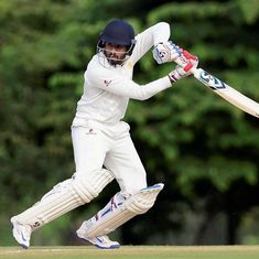 Ranji Trophy semi-final: Shreyas Gopal hits fifty as Karnataka extend lead to 276 against Saurashtra