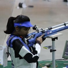 Shooting nationals: Anjum Moudgil wins women's 10m air rifle; Mehuli Ghosh bags four gold medals