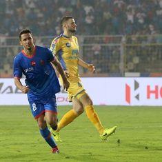 ISL: Coro scores second hat-trick of the season as Goa thrash hapless Kerala Blasters 5-2