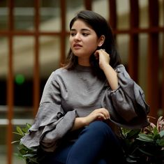 Actor Zaira Wasim quits films, says it interferes with her faith and religion