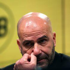 Borussia Dortmund sack Bosz, Stoeger takes over as head coach
