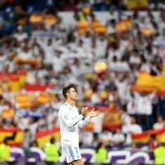 It's been a pleasure to watch Cristiano Ronaldo, but there is no need for a GOAT debate