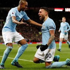 'Two assists for Man City!': Twitter hails Pep's side and slams Lukaku for poor show
