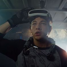 Watch: In 'Ready Player One' trailer, dystopia meets virtual reality meets pop culture