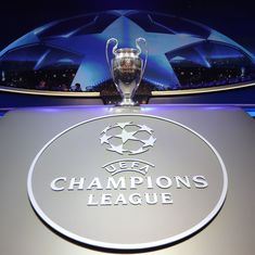 Coronavirus: No decision yet on Champions League as Uefa considers 'all options' to resume season
