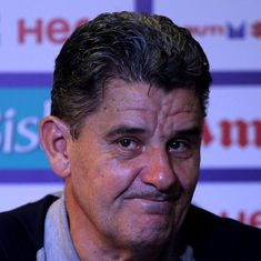Indian Super League: Chennaiyin FC manager John Gregory suspended for three matches