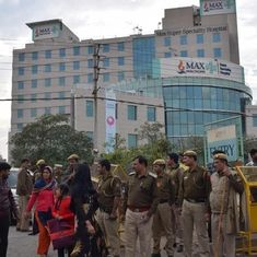 Delhi's Max Hospital gets stay on licence cancellation of Shalimar Bagh facility, resumes operations