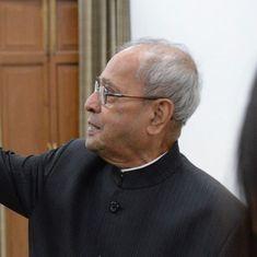 क्या अपना कार्यकाल प्रभावशाली बनाने के लिए राहुल गांधी को प्रणब मुखर्जी की भी जरूरत है?
