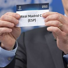 Real Madrid to take on PSG, Chelsea face Barcelona challenge in Champions League last 16