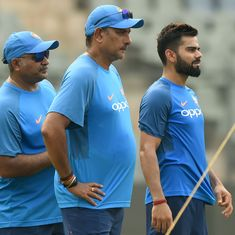 Four rookie pacers to travel with Indian team to South Africa as net bowlers
