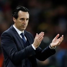'We are of a level where we can play against Real Madrid': PSG manager Unai Emery