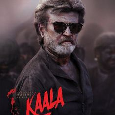 Rajinikanth looks rough and tough in 'Kaala' poster