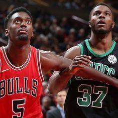 NBA: Chicago Bulls trample depleted Boston Celtics 108-85