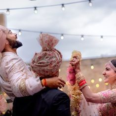 In pictures: Virat Kohli and Anushka Sharma's wedding in Italy