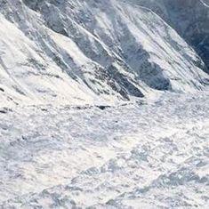 जम्मू-कश्मीर : बर्फीले तूफान में छह भारतीय सैनिक लापता