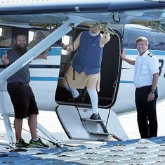 The big news: Modi travels in seaplane on last day of Gujarat campaign, and nine other top stories