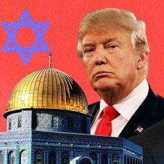 डोनाल्ड ट्रंप के यरुशलम को इजरायल की राजधानी घोषित करने के पीछे मुख्य वजह वह नहीं, जो दिखती है