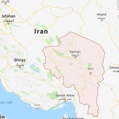 Iran: Earthquake of magnitude 6.2 jolts southeastern Kerman province
