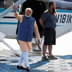 The big news: Modi uses seaplane to make final poll pitch in Gujarat, and nine other top stories