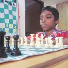 Praggnanandhaa closer to becoming Grandmaster after getting second GM norm in Greece