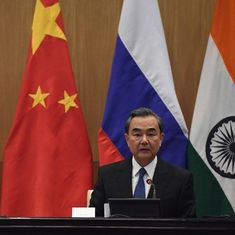 Doklam crisis put 'severe pressure' on ties, Chinese Foreign Minister Wang Yi tells Sushma Swaraj
