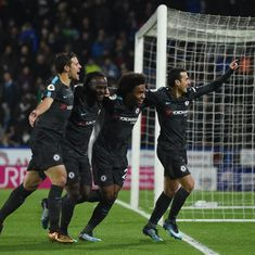 Premier League roundup: Chelsea respond to Conte's call, Burnley shoot up fourth