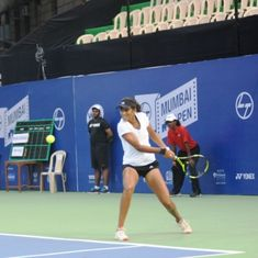 Indian tennis: Rutuja and Karunuday win Futures doubles titles, Jeevan in Chengdu Open final
