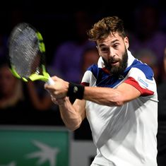 Benoit Paire, Tommy Robredo and Sumit Nagal headline Tata Open Maharashtra qualifiers