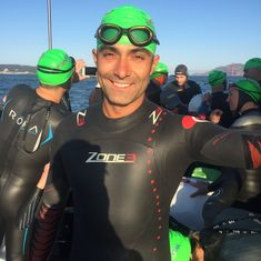 Mayank Vaid, the fastest Indian Ultraman, is now gearing up to become Enduroman