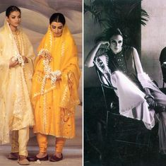 The journey of Indian fashion can be traced through the story of one Mumbai store