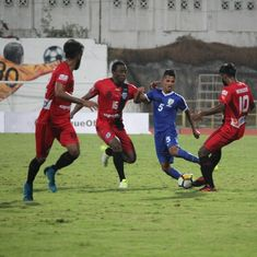 I-League statistics: Left-backs are in good form, Amarjit Kiyam leads passing charts