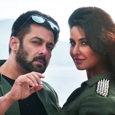 'Tiger Zinda Hai' soundtrack review: If only the songs were more alive