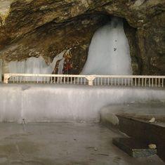 एनजीटी द्वारा अमरनाथ गुफा में मंत्र पढ़ने पर रोक लगाए जाने सहित आज के ऑडियो समाचार