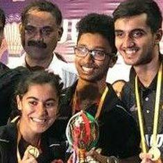 Badminton: Air India retain inter-state junior team championship crown