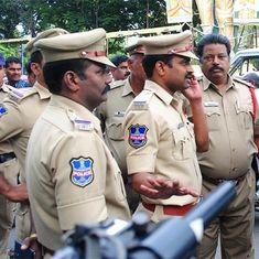 तेलंगाना पुलिस ने आठ उग्रवादियों को मार गिराने का दावा किया