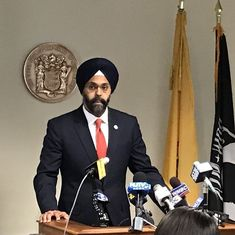 US: Sikh-American lawyer nominated attorney general of New Jersey