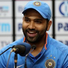 Difficult to pick one, all three double tons are special, says Rohit Sharma
