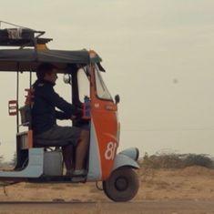 Watch: These men went on a 2764-km auto-rickshaw run, from Cochin to Jaisalmer
