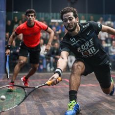 Saurav Ghosal bows out in last 16 stage of World Squash Championships