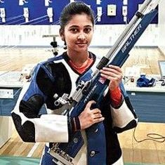 Bengal's Mehuli Ghosh bags eight gold medals at National Shooting Championships