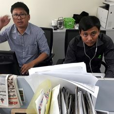 UN secretary general urges Myanmar to release two Reuters journalists as soon as possible