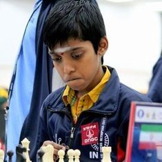 Chess: Praggnanandhaa suffers another defeat in World Youth Olympiad, India Green earn draw