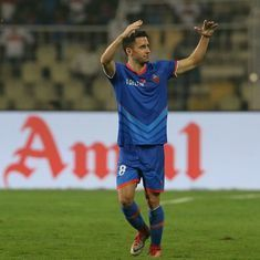 Coach's style allows us to enjoy ourselves on field: Hat-trick hero Coro on what makes FC Goa tick