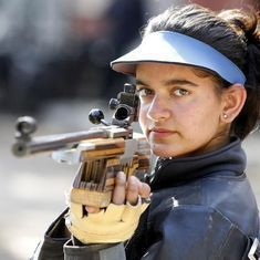 Shooting: Anjum Moudgil, Arjun Babuta bag gold in 10m air rifle mixed team event at Masters Meet