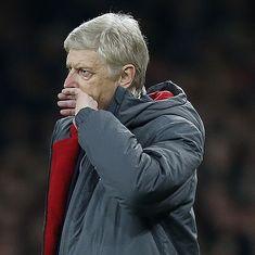 Manchester United defeat left its mark, admits Arsenal manager Arsene Wenger
