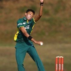 After Austin Waugh, Makhaya Ntini's son Thando selected in South Africa U-19 WC squad