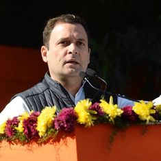 Congress accuses BJP of sidelining Rahul Gandhi with fourth-row seat at Republic Day parade: Reports