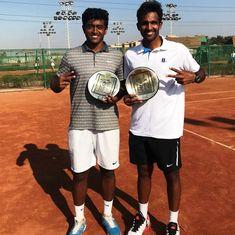 Aryan-Arjun win second consecutive ITF doubles title, Ramkumar triumphs in Kolkata tournament