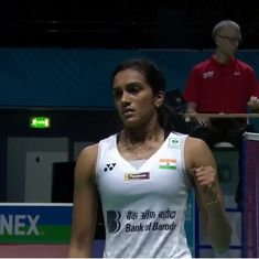 Dubai Superseries: Sindhu defeats Chen in straight games to reach yet another major final