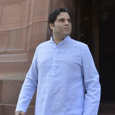 BJP leader Varun Gandhi wants rich MPs to forego salaries for the rest of the Lok Sabha term